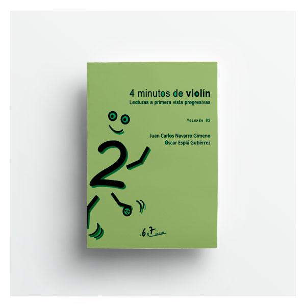4 minutos de Violín 2
