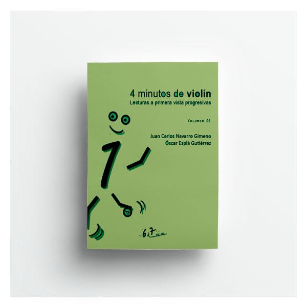 4 minutos de Violín 1