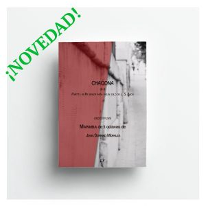 """""""Chacona"""" de la Partina nº 2 de J. S. Bach para Marimba"""